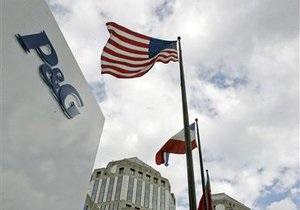 Procter & Gamble нарастила квартальную прибыль на 15%
