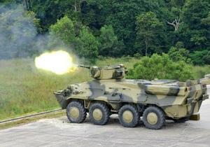 Украина подписала контракт с Таиландом на поставку бронетехники. Сделка вошла в ТОП-10 за всю историю национального ОПК