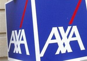 Страховая компания AXA за полгода нарастила прибыль в четыре раза