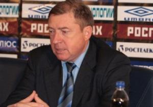 Грозный: Динамо в Казани надо забивать быстрый мяч