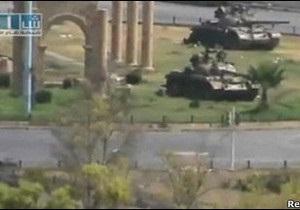 Війська Сирії штурмують центр міста Хама
