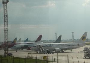 В этом году украинские авиакомпании перевезли четыре миллиона человек