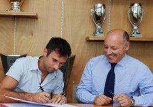 Ювентус офіційно підписав нападника Роми