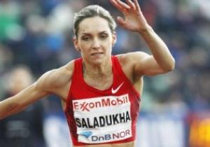Украинская легкоатлетка выиграла этап Бриллиантовой лиги