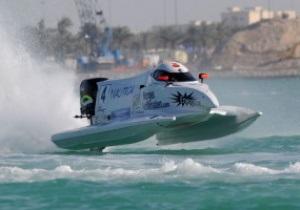 Янукович: Соревнования по Формуле -1 на воде способствуют росту инвестиционной привлекательности Украины