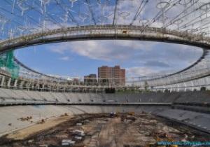 Фотогалереи: Свет и стекло. Прогресс НСК Олимпийский
