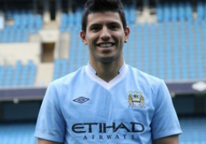 Офіційно: Серхіо Агуеро – гравець Манчестер Сіті