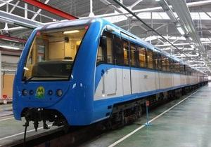 В модернизации вагонов киевского метро примут участие японские компании