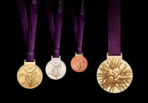 В Лондоне представили дизайн медалей Олимпиады-2012