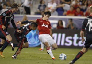 Манчестер Юнайтед разгромил сборную звезд MLS