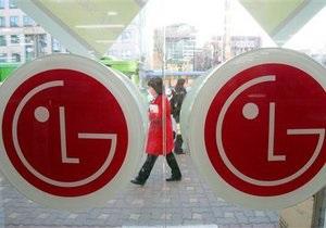 Квартальная прибыль LG Electronics упала на 87%