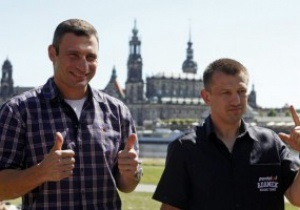 Промоутер: Адамек не боится Кличко
