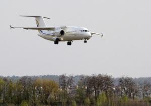 Украинский Ан-158 может быть оснащен двигателями для SSJ 100