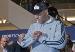 Валуев: Поветкин может достойно ответить Владимиру Кличко