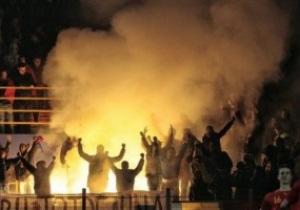Федерацию футбола Румынии оштрафовали за баннер в поддержку Младича