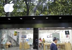 В Китае закрыли два поддельных магазина Apple