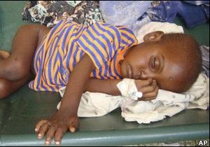 Жертви голоду в Сомалі отримали допомогу від Червоного Хреста
