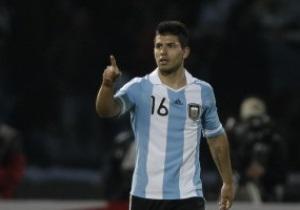 Агуэро не вернулся в расположение мадридского Атлетико