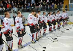 ХК Донбасс повторно обыграл сборную Хоккейной лиги провинции Онтарио