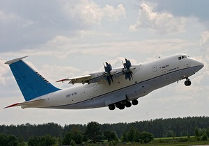 Россия приобрела первый украинский самолет Ан-70 для нужд Минобороны