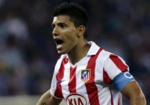 Манчестер Сити намерен приобрести Агуэро, несмотря на сорвавшийся трансфер Тевеса