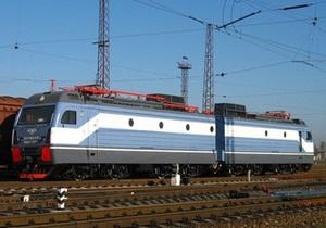 Укрзалізниця договорилась с грузинским предприятием об изготовлении 141 электровоза