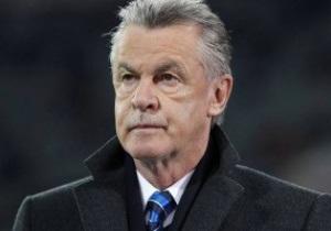 Хитцфельд: Украина и Россия имеют хорошие шансы выйти в полуфинал Евро-2012