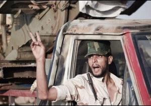 Дипломати США зустрілисся з посланцями Каддафі