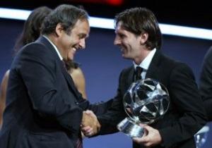 Скоро UEFA назовет трио претендентов на приз Лучшему игроку Европы