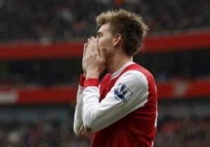 Эвертон хочет арендовать нападающего лондонского Арсенала