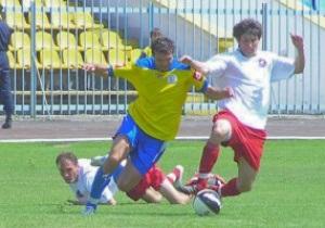Закарпаття визнало договірний характер матчу з Кривбасом