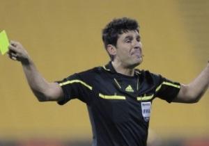 Буззака стал главным арбитром FIFA