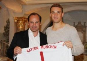 Фанаты Баварии установят правила поведения для Нойера