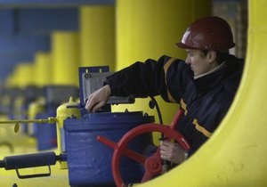 Украина накопила в хранилищах 16,7 млрд кубометров газа