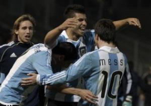 Победа над сборной Коста-Рики вывела Аргентину в четвертьфинал Кубка Америки