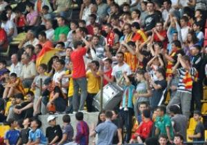 UEFA заборонив Аланії проводити матчі Ліги Європи на домашній арені
