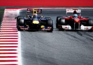 Команды Формулы-1 смогли договориться о возвращении прежнего регламента