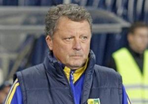 Маркевич: Динамовцы в Суперкубке были на порядок лучше Шахтера