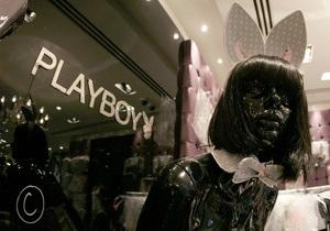 В Украине может появиться первый магазин под брендом Playboy