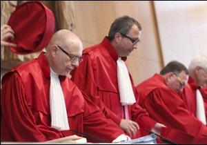 Суд вирішує, чи Німеччина допоможе кризовим країнам єврозони