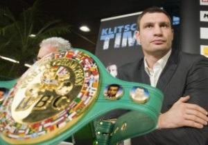Виталий Кличко готов выйти на ринг против Хэя при одном условии