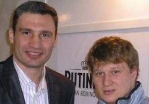 Российский супертяжеловес: Против любого из братьев Кличко у Поветкина шансов нет