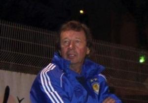 Футболисты Динамо не смогли добраться до Полтавы