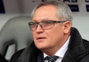 Наставником второй сборной России стал уволенный со скандалом из Локомотива специалист
