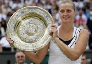 Чешка Петра Квитова выиграла женский Wimbledon-2011