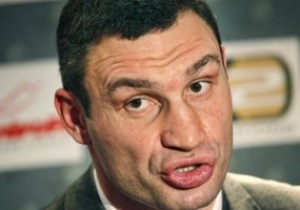 Виталий Кличко прояснил ситуацию вокруг потасовки с друзьями Хэя