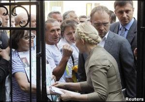 Прокурор: Тимошенко світить 10 років