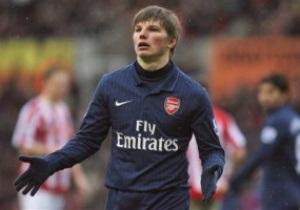 Аршавин сравнил новую форму Арсенала с жокейской