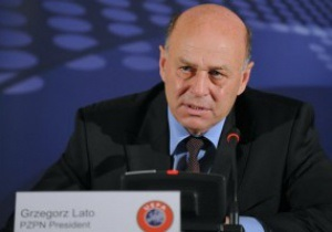 Президент PZPN: Польша успеет построить все стадионы к Евро-2012
