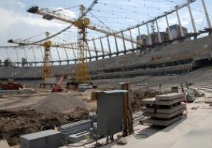 Дело: На НСК Олімпійський з бюджету виділено ще майже 400 млн. грн.